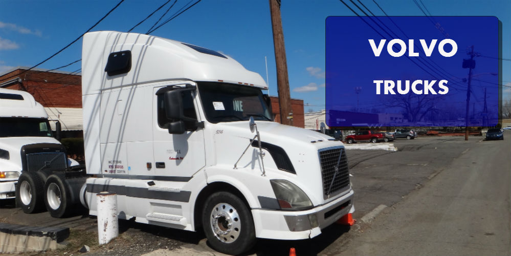 Used Volvo Trucks and Parts
